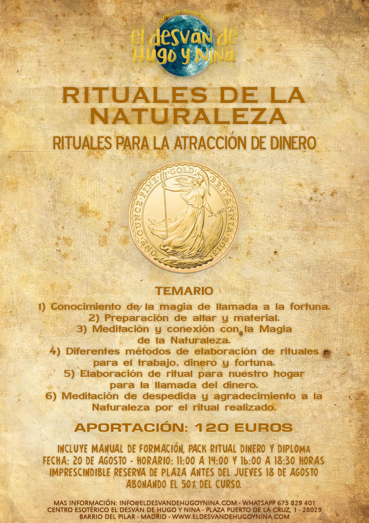 Rituales para la fortuna perfect poderosos amuletos para - Ritual de buena suerte ...
